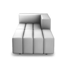 Alle Kombinationen in der Ausführung classic sind ausschließlich aus Modulen mit einer Rasterbreite von 20 cm aufgebaut. Ausgenommen sind lediglich Eckelemente und Ablagemodule.