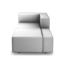 Für die Elemente und Kombinationen unter smart verwenden wir Sitzeinheiten mit durchgehender Sitzfläche. Diese sind ideal für kostensensiblere Bereiche.