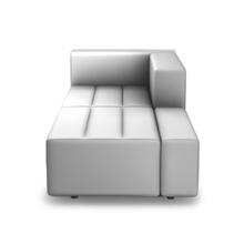 Unter smartE haben wir Elemente und Kombinationen mit durchgehenden Sitzeinheiten und zwei parallelen Einzügen in der Sitzfläche für Sie zusammengestellt.