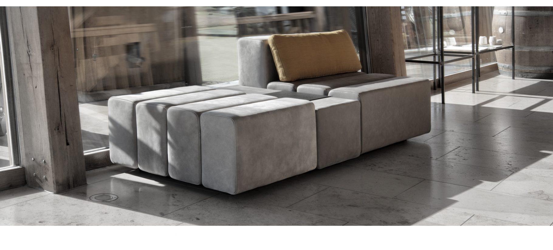 Möbelsystem Sitzmöbelsystem